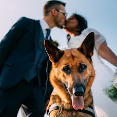 Wedding photographer Paolo Barge (paolobarge). Photo of 09.07.2018