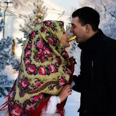Wedding photographer Asya Kirichenko (AsyaKirichenko). Photo of 15.01.2015
