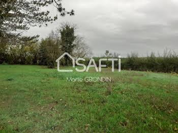 Terrain à bâtir 1767 m2