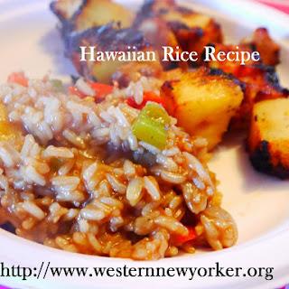 Hawaiian Rice Recipe