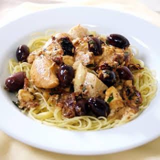 Mediterranean Pasta Main Dish Recipes.