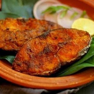 Vanjaram Fish Fry | Seer Fish Fry | King Fish Fry | South Indian Fish Fry