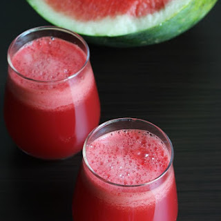 Watermelon Juice Recipe, How To Make Watermelon Juice