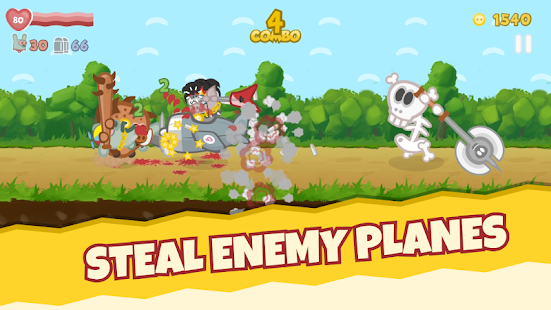 Bacon May Die ⚔️ Fun Beat Em Up Game - náhled