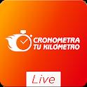 Live Cronometra tu km icon