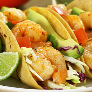 Healthy Shrimp Tacos Recipes