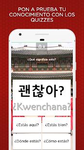 Aprende Coreano Amino - náhled