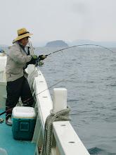 Photo: どんどん釣る! 井上さんネリゴの「カクヘン」突入!