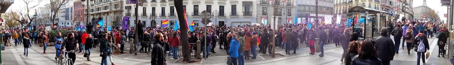 Photo: 2015-01-31 - 13.53 - C. Alcalá, 31 (Consejería de Empleo)
