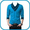 Man T-shirt Photo Suit by Allsuitmaster APK