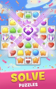 Cookie Jam Match 3 Games Mod Apk (Unlimited Coins, Lives, Extra Moves) 1