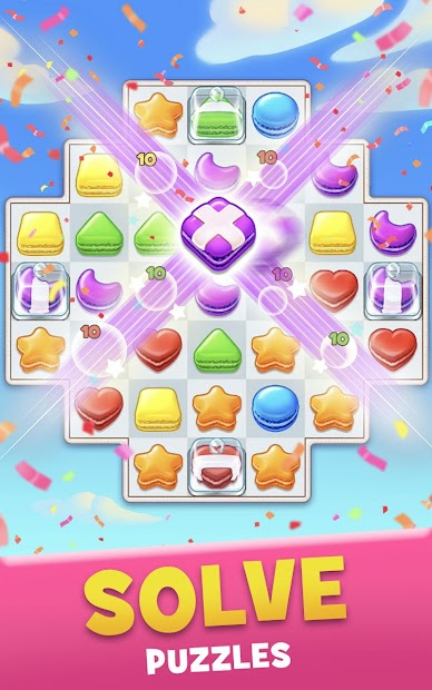 Cookie Jam™ Match 3 Games | Connect 3 or More Android App Screenshot