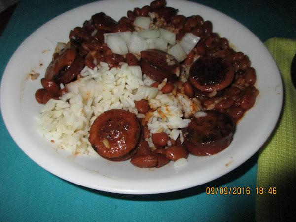 Creole Pinto Beans (sallye) Recipe