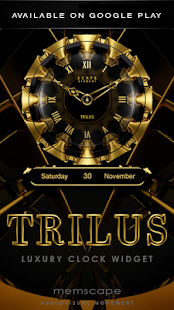 TRILUS Poweramp skin Screenshot