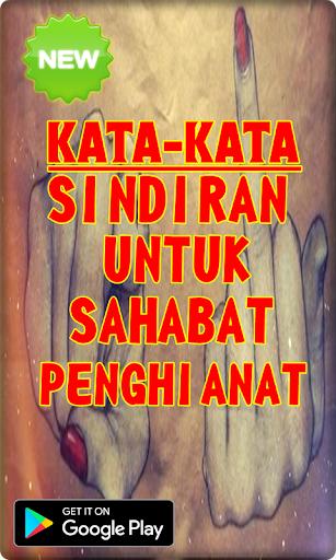 Download Kata Kata Sindiran Sahabat Penghianat Apk Full
