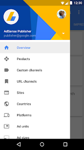 Google AdSense App For Android 3