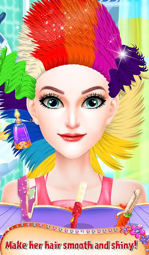 Princess Valentine Hair Style 1.0.2 screenshots 19