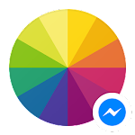 Fotor for Messenger Icon