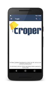 Troper- screenshot thumbnail