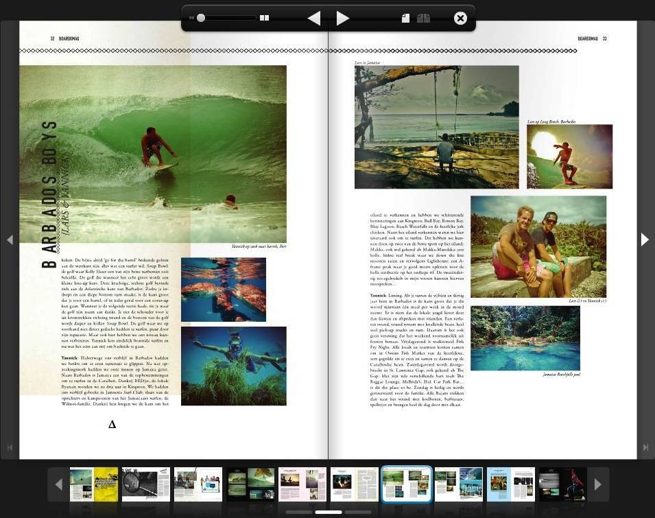 2012, July | A Caribbean life by Boardx Surf Magazine