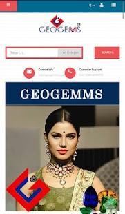 GeoGemms-(Online Gem Store)- screenshot thumbnail