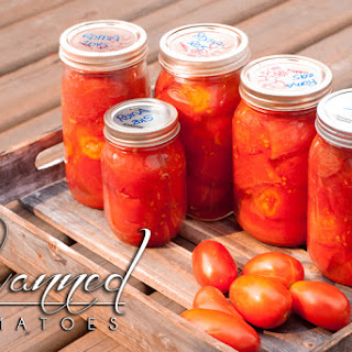 Caveman Canned Tomatoes.