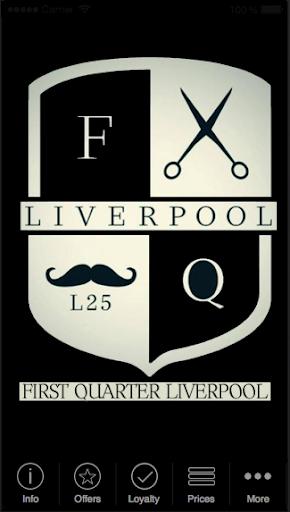 First Quarter Liverpool