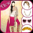 Chudidar Dress Photo Editor icon
