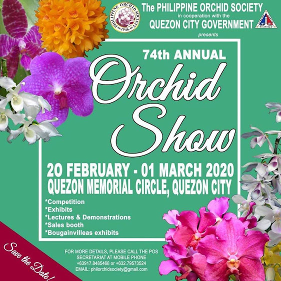 74th Philippine Orchid Society's Garden Show