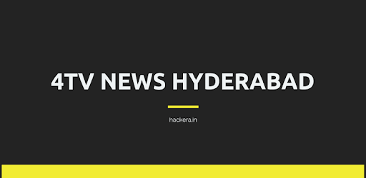 4tv News Channel is a Hyderabad based news channel