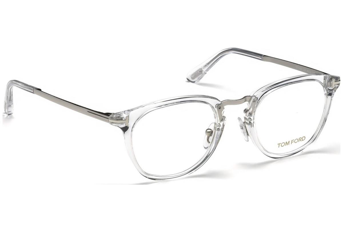 c56c9ecea8b Buy Tom Ford FT5466 C49 026 (crystal   ) Frames