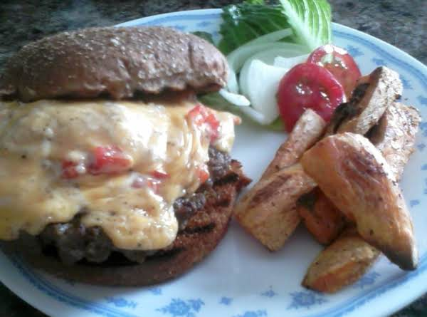 Pimento Cheese Burger Recipe