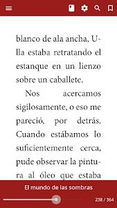 Libros-e Instituto Cervantes screenshot 5