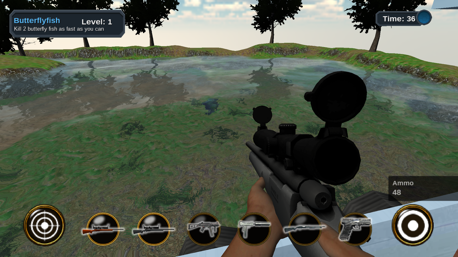 Gun fishing android apps on google play for Best fishing game android