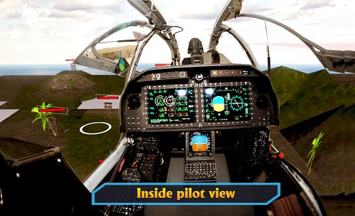 Gunship Helicopter Air War Strike apkdebit screenshots 8