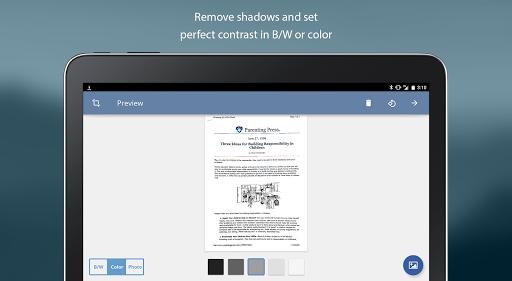 TurboScan: scan documents & receipts in PDF 1.5.1 screenshots 16