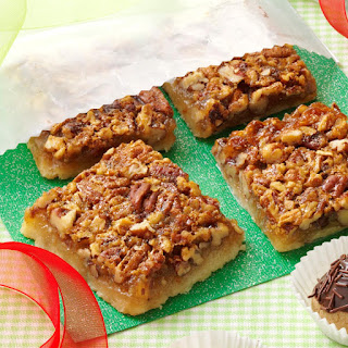 Favorite Pecan Pie Bars.