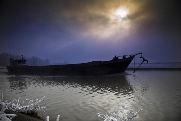 Navigazione fluviale di alber52