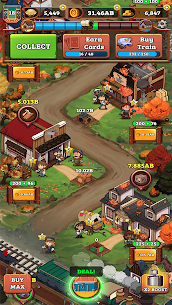 Idle Frontier: Tap Town Tycoon Mod Apk 1.076 6