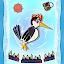 Space jumper –Arcade icon