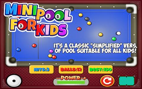Mini Pool for Kids 16.0