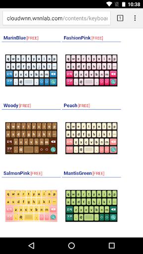 Wnn Keyboard Lab Lab-230 Windows u7528 8