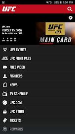 UFC.TV & UFC FIGHT PASS Screenshot 2