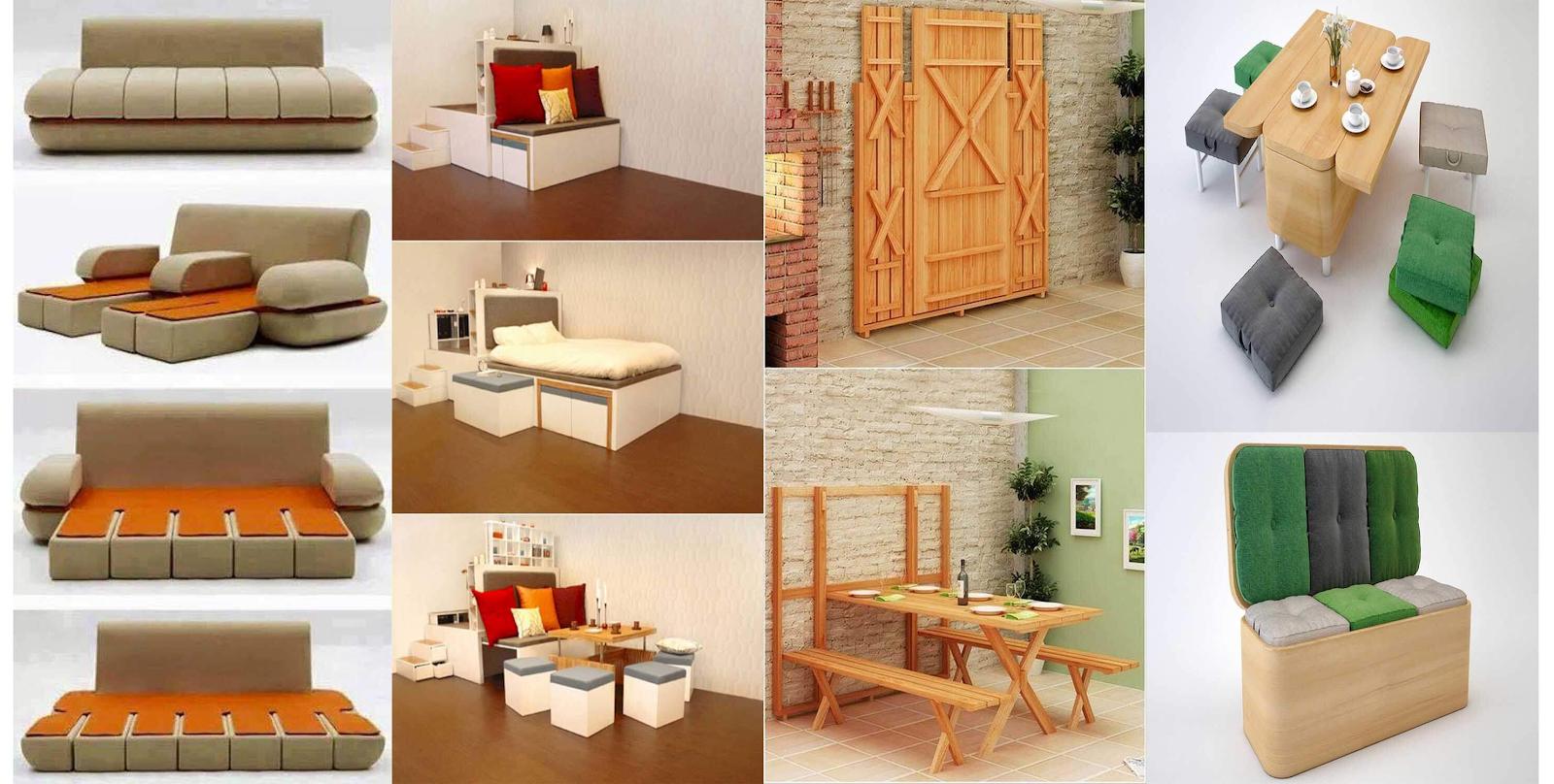 Thiết kế nội thất thông minh phòng khách