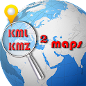 KMLZ 2 Maps icon