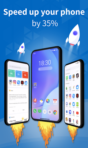 Sky Launcher - Faster & Simpler launcher for you. 1.1.1.2 (1560) screenshots 2