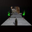 Invisible path icon