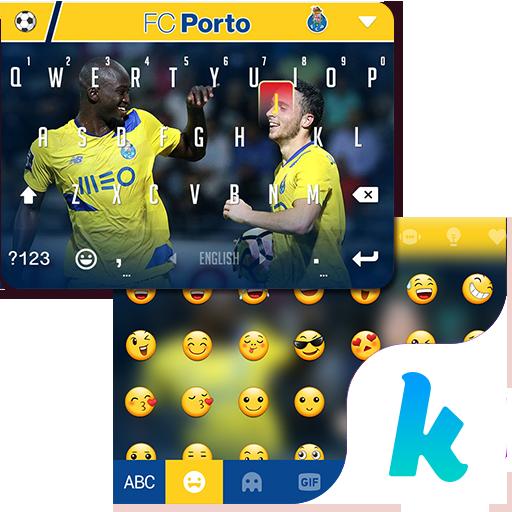 FC Porto Kika Keyboard