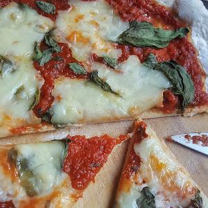 Margherita Artisan Pizza