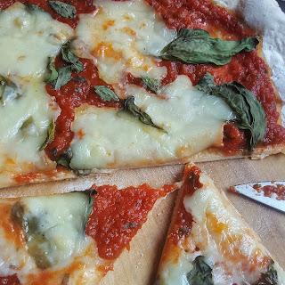 Margherita Artisan Pizza Recipe